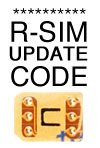R-sim mini2 для unlock iphone 5 5c 5s LTE