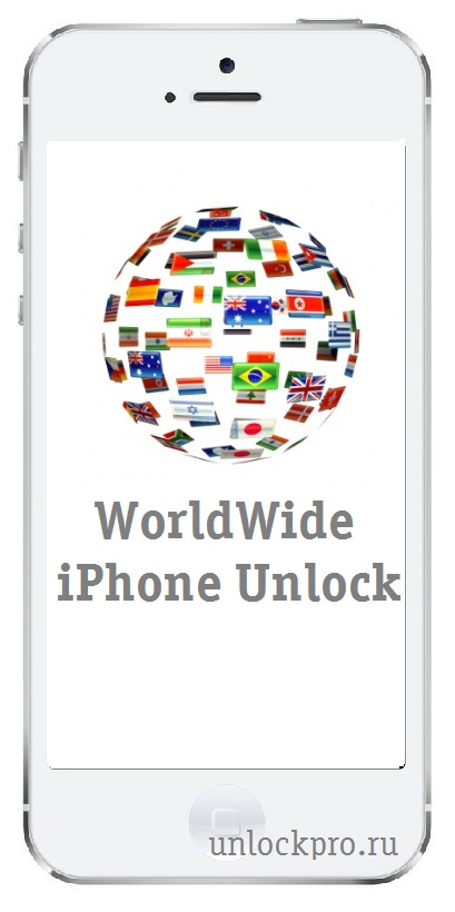 worldwide unlock iphone all